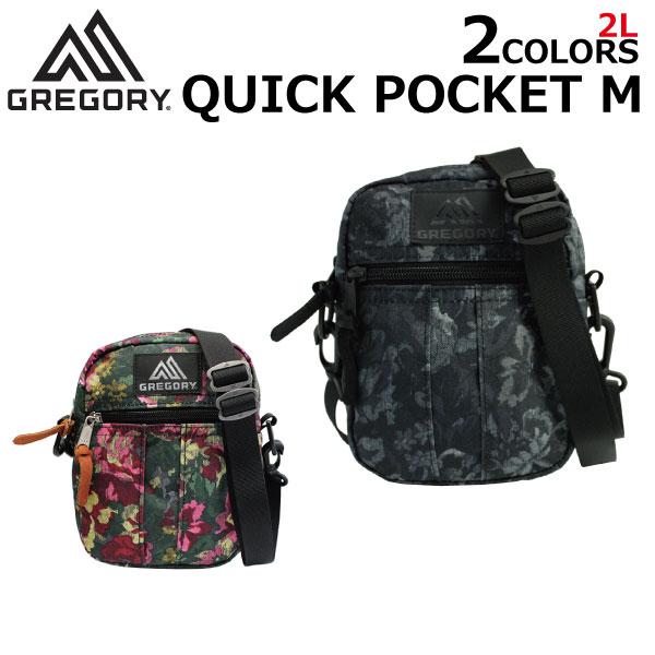 メンズバッグ, ショルダーバッグ・メッセンジャーバッグ GREGORY QUICK POCKET M M 2L 65467-0511