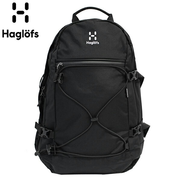 Haglofs ホグロフス Backup 15 inch バックアップ インチバックパック デイパック メンズ レディース 338500 A3 23Lトゥルー ブラック プレゼント ギフト 通勤 通学 送料無料