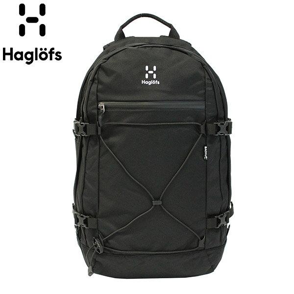 Haglofs ホグロフス Backup 17 バックアップ17バックパック デイパック メンズ レディース 338520 A3 28Lトゥルー ブラック プレゼント ギフト 通勤 通学 送料無料