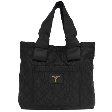 MARC JACOBS NEW YORK マークジェイコブス Nylon Knot Tote ナイロン ノット トートDouble J トートバッグ レディース A3 M0011197 001 ブラックプレゼント ギフト 通勤 通学 送料無料