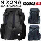 NIXON/ニクソン WATERLOCK II ウォーターロック 2リュックサック/バックパック/C1952/カバン/鞄/バッグプレゼント/ギフト/通勤/通学/送料無料