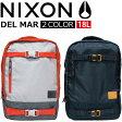 NIXON/ニクソン DEL MAR/デルマールリュックサック/バックパック/C2463/カバン/鞄/バッグプレゼント/ギフト/通勤/通学