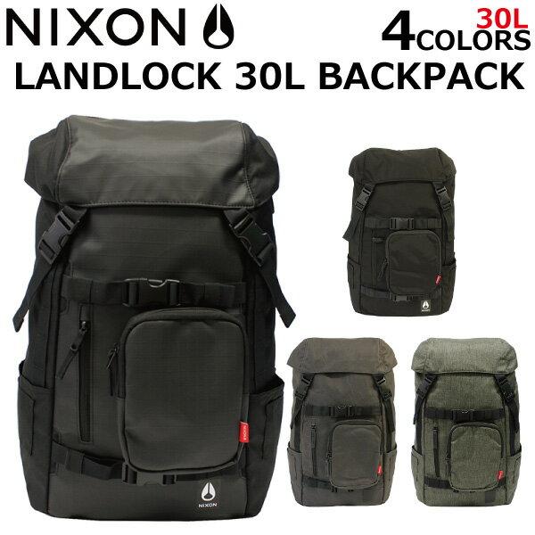 メンズバッグ, バックパック・リュック NIXON LANDLOCK 30L BACKPACK 30L 30L A3 C2950