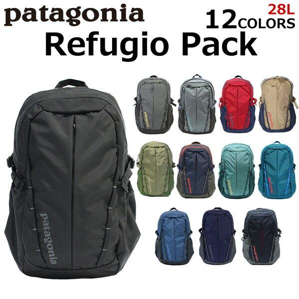 男女兼用バッグ, バックパック・リュック patagonia Refugio pack 28L B4 47912