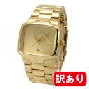 【訳あり】【BOXなし】NIXON / ニクソンTHE PLAYER / プレイヤーA140509 GOLD / GOLD / THE PLAYER GOLD / GOLD
