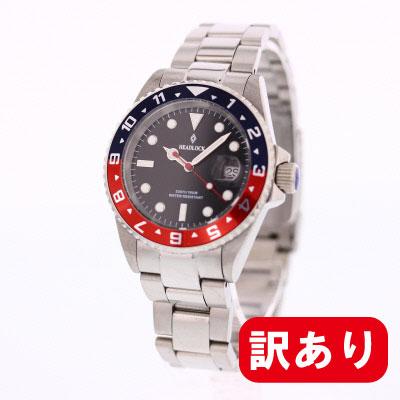 条件付きでMAX1,000OFFクーポン配布中!【訳あり】【アウトレット】【BOXなし】HEAD LOCK / ヘッドロック HLST003 メンズ 腕時計