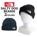 THE NORTH FACE ザ ノースフェイス SALTY DOG BEANIE ソルティー ドッグ ビーニーニット帽 ニットキャップ 帽子 ジョギング ランニング スポーツ メンズ レディースプレゼント ギフト 通勤 通学