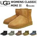 UGG アグ WOMENS CLASSIC MINI II ウィメンズ...