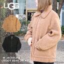 UGG アグ W JACKELINE TEDDY BEAR ...