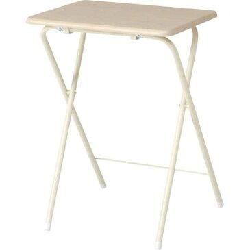 【ミニテーブル♪】 折り畳みコンパクトデスク NH-FD01 NA ナチュラル 【机/サイドテーブル/ライティングデスク♪】 02P03Dec16