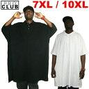PRO CLUB (プロクラブ)7XL〜10XL !【全2色】 [あす楽]PROCLUB PIQUE POLO SHIRT(ポロシャツ)大きいサイズ メンズ メンズ無地ポロシャツ 無地ポロ プロクラブポロ 7L 8L 10L 12L