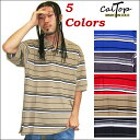 CALTOP[カルトップ]全4色【M〜2XL】[3XL〜5XLもありま...