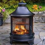 【送料無料】アウトドアクッキングピット OUTDOOR COOKING PIT ファイヤーピット FIRE PIT NW SOURCING バーベキュー BBQ 調理用焼き網付き 野外使用専用 サイズ:W 0.75m x H 1.24m 重量 : 本体32kg