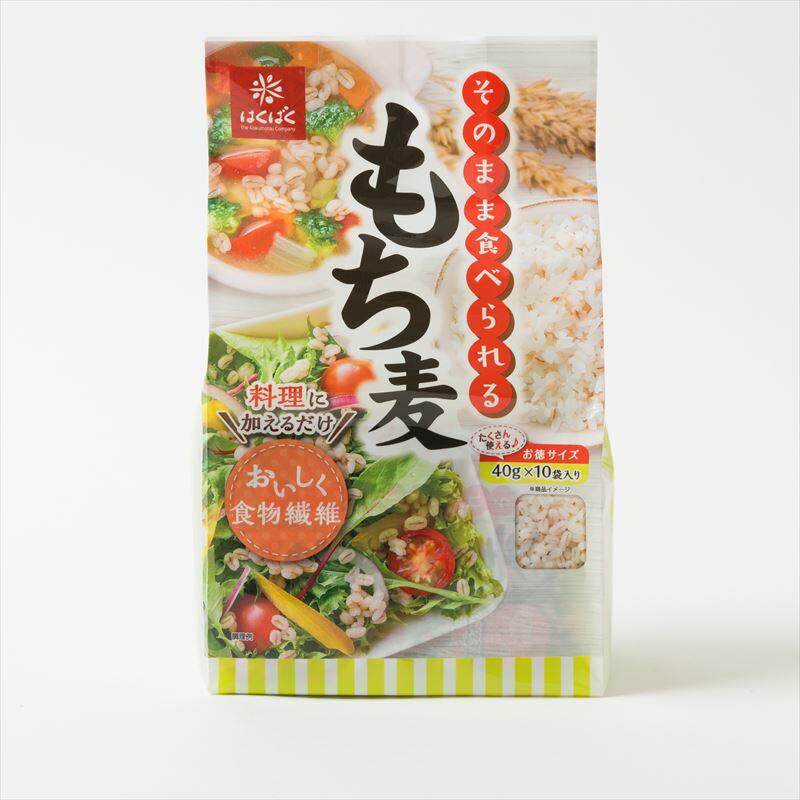 米・雑穀, もち麦  400g60