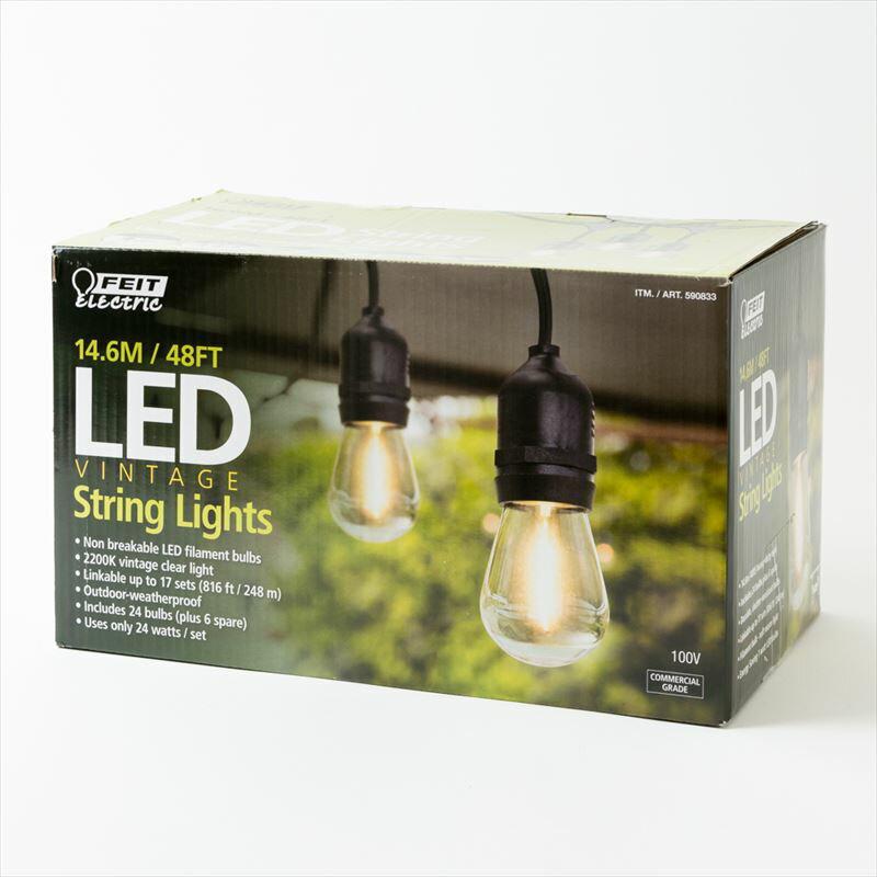 ライト・照明器具, その他  FEIT ELECTRIC 14.6m 24 LED30