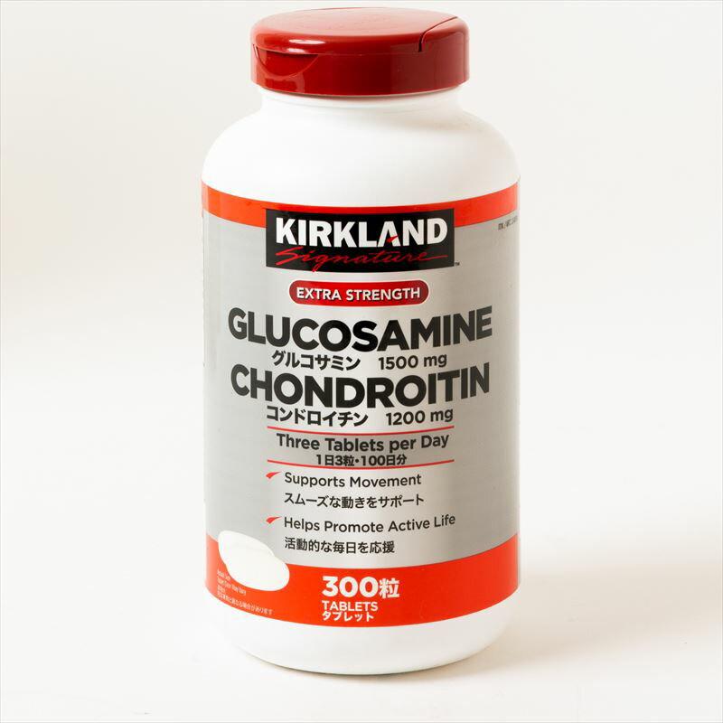 グルコサミン・コンドロイチン, グルコサミン  300 60