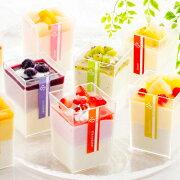 横浜ロイヤルパークホテル彩り果実のパフェアイス
