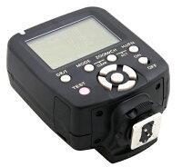 【安価新商品】YongnuoYN560-TXキヤノン用orニコン用ワイヤレス·フラッシュ·コントローラWirelessFlashControllerYN-560IIIYN-560TXYN-560-TXスピードライトデジタル一眼レフカメラ【正規品純正品3ヶ月保証】