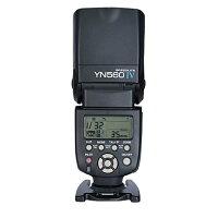 YONGNUO製Canon/Nikon/Pentax/Olympus対応フラッシュ・ストロボ、高出力、高性能スピードライト!