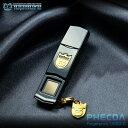 【送料無料!在庫処分】TOPMORE Phecda Fingerprint USBメモリ 3.0 64GB 指紋とデータ保存技術 指紋認証機能を搭載登録できる指紋は最大10本!MACで使用可能ですが必ず先にWINDOWSでインストールしてください。代金引換は対応しておりません
