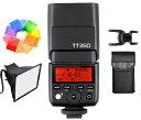 【日本語説明書付き、当店商品は技適マーク付き】GODOX TT350 C/N/S/F/O/P 全シリーズ TTL Miniカメラフラッシュ高速 ガイドナンバー36 内蔵2.4G TTLオートフラッシュ ミニフラッシュ 24-105mm自動/手動ズーム ミラーレスデジタルカメラ対応