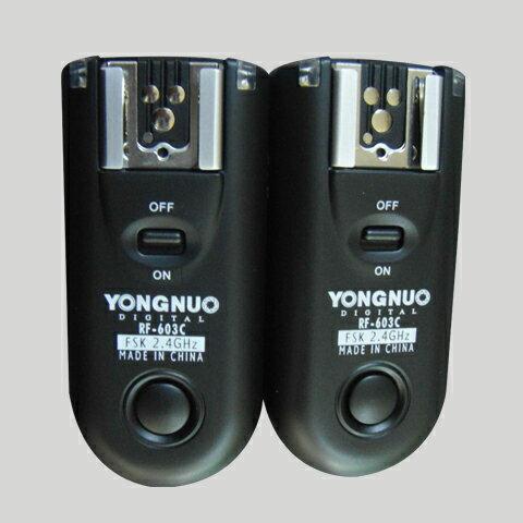 カメラ・ビデオカメラ・光学機器用アクセサリー, ストロボ C3!!YONGNUO RF-603C3 1Ds5DMarkII7D50D 3!!