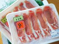 【送料無料】本物の感動を・・・味付ポン酢柚子と白金豚のロースしゃぶ味のコラボセット【売切御免!希少一日10口!】
