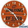 ���ݥ�ǥ��������륯��å�(SPALDINGWALLCLOCK)�Х����åȥܡ���ݤ�����10-001WC