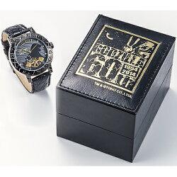 箱ゴジラ時計