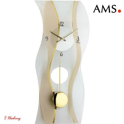 ドイツAMS7347振り子時計 AMSアムス社ドイツ製:アイヒーリング