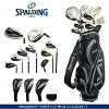 スポルディングゴルフ(SPALDINGGOLF)ツアープログラインドNP-02メンズゴルフセットキャディバッグ付