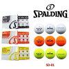 スポルディングゴルフ(SPALDINGGOLF)ROYALTOPSD-01ゴルフボール1ダース