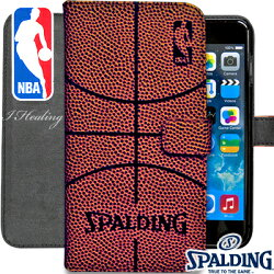 NBAバスケットボールSPALDINGiPhone6カバーケース11-00106C