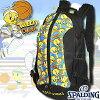 スポルディングケイジャートゥイーティールーニーテューンズバスケットボール収納バッグSPALDING40-007TW