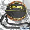 スポルディングボールバッグバットマンマッシュイエローバスケットボール収納SPALDING49-001BMM