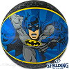 スポルディングバスケットボール7号正義の味方バットマンブルーブラックラバーSPALDING5057-BAT