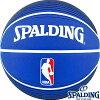 外用バスケットボール7号SPALDINGNBAロゴマンラバースポルディング73-359Z