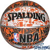 外用バスケットボール7号SPALDINGグラフィティスポルディング73-722Z