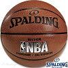 バスケットボール7号SPALDINGシルバースポルディング74-618Z