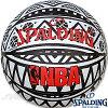 スポルディングバスケットボール7号トライバルラバーSPALDING83-564J