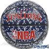 スポルディングバスケットボール7号ペイズリーネイビーラバーSPALDING83-659J