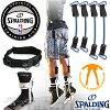スポルディングNBA公認トレーニングジャンプストレングストレイナーバスケットボール練習SPALDING8478CN