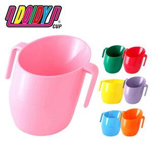 Doidy Cup(ドイディーカップ) 子供用コップ ベビー トレーニングマグ マグカップ 赤すぐ...