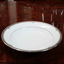 ノリタケ食器BUCKINGHAMPLATINA20pcディナーセット(海外用)