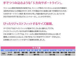 【送料無料】27%OFF!!ワコールCW-XスポーツレディースアンダーギアスポーツブラサポートブラHTY138セール