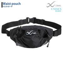 ワコールCW-Xスポーツユニセックス男女兼用ランニングウエストポーチウエストバッグHYO087wcl-cwx-u
