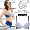 送料無料+25%OFF【ワコール】SUHADA3/4カップブラ(A・B・Cカップ)BRB461wcl−sub
