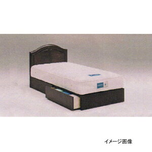 【送料無料】ベッドJPシャレードLG(レッグ)タイプマットレスセットクロスDXセミダブル「SD」