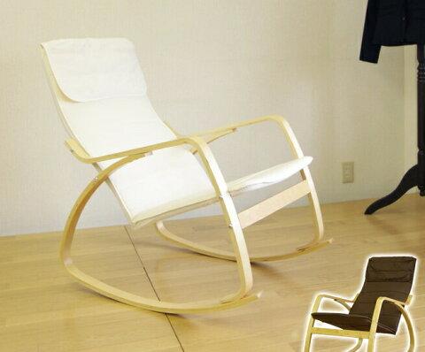 \★13・14日限定!クーポンで5%OFF★/ 座椅子 リラックスロッキングチェア CR-5892 チェアー イス 椅子 高座椅子 ロッキングチェアー 木製 リクライニングチェア リラックスチェア 揺れ うたた寝チェア シンプル おしゃれ 敬老の日