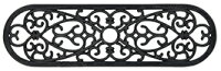玄関マットラバーマットCE−6713アンティークガーデンマット屋外エントランスマットドアマット